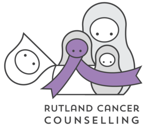 Rutland Cancer Counselling. Cancer logo